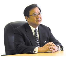 代表取締役 松野行雄